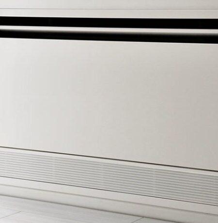 Ugradbeni ventilokonvektor sa mogućnošću montaže u strop (2-cijevni i 4-cijevni)