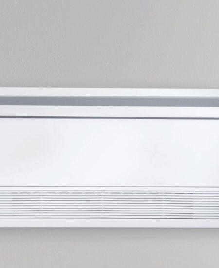 Ugradbeni ventilokonvektor  smanjene visine (samo 379 mm)